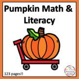 Pumpkin Math & Literacy