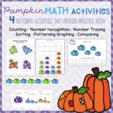 Pumpkin Themed Math Activities