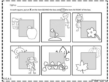 Math Worksheets -Pumpkin Themed