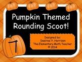 Pumpkin Themed Rounding Scoot!