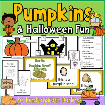 Pumpkin Time and Halloween Fun