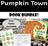 Pumpkin Town - Comprehension Questions, Story Map, Theme Analysis and more!