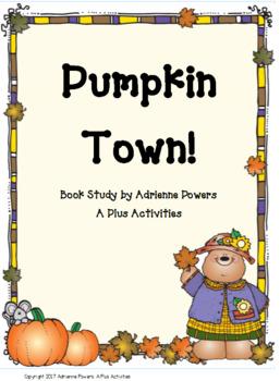 Pumpkin Town! Book Companion