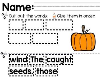 Pumpkin Town Mentor Sentence