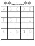 Pumpkin Trace and Write Alphabet Precious Preschoolers Hal