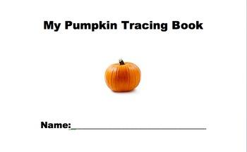 Pumpkin Tracing Packet