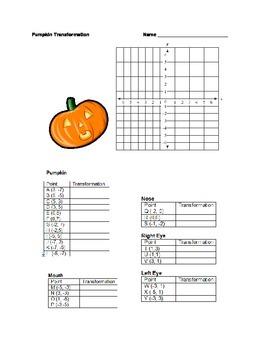 Halloween Pumpkin Transformation