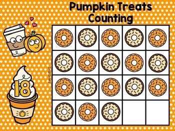 Pumpkin Treat 10 Frames 1-20