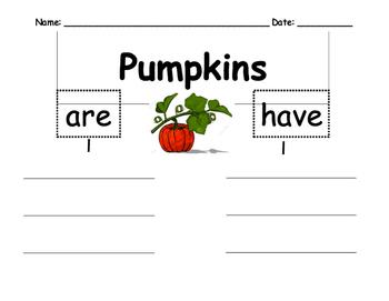 Pumpkin Tree Map