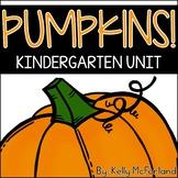 Pumpkin Unit - Kindergarten