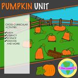 Pumpkin Unit Cross-Curricular