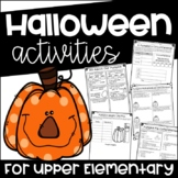 Pumpkin Investigation Unit for Upper Elementary