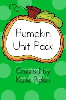 Pumpkin Unit Pack