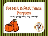 Pumpkin Verbs PowerPoint Activity