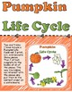 Pumpkin Word Wall Cards & Life Cycle Cards