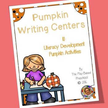 Pumpkin Writing Center