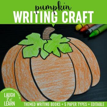Pumpkin Writing Craft