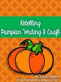 Pumpkin Writing & Craft Freebie