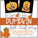 Pumpkin Writing Craftivity
