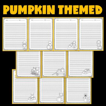 Pumpkin writing paper the best college essay