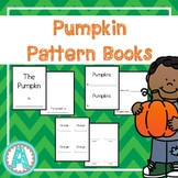 Pumpkin Writing Pattern Books
