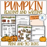 Pumpkin Reading and Writing