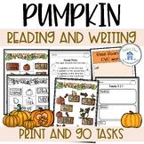 Pumpkin Reading and Writing