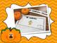 Pumpkin Writing in Spanish