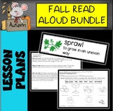 Fall Read Aloud Lessons Bundle