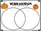 Pumpkin and Orange Venn Diagram