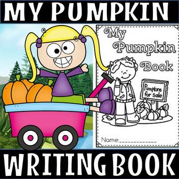 Pumpkin book sequence writing.(50% off for 48 hours)