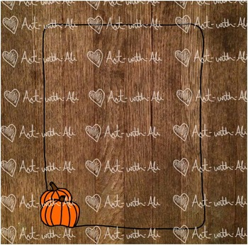 Pumpkin borders