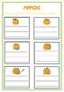 Pumpkin cross curricular activities