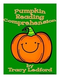 Pumpkin Reading Comprehension