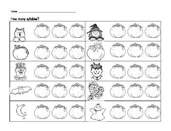 Pumpkin syllables