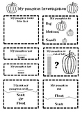 Pumpkin themed Worksheets Bundle