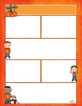 pumpkinhalloween newsletter for word