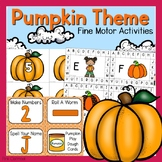 PumpkinThemed Fine Motor Activities -Pumpkin Activities