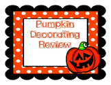 Pumpkin Halloween PowerPoint - Interactive Animated Game
