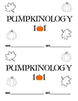 Pumpkinology 101