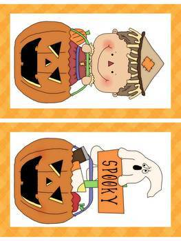 Pumpkinopolis Pumpkin Activities and Centers