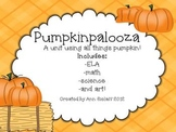Pumpkinpalooza- A thematic unit using pumpkins