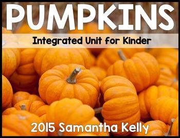 Thematic Pumpkin Unit