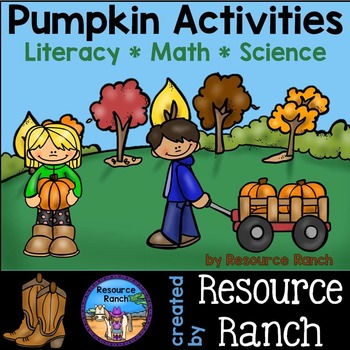Pumpkins |  Printables for Literacy, Math, and Science