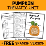 Thematic Unit - Pumpkin Activities