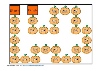 Pumpkins 2 Digit Addition Regrouping Task Cards