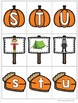 Pumpkins Alphabet Initial Sound Sort