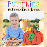 Pumpkins Interactive Book