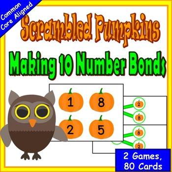 Making 10 Number Bonds