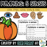Pumpkins: 5 Senses
